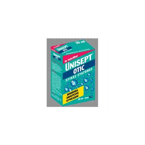 Intermed Unisept Otic Drops 10 ml