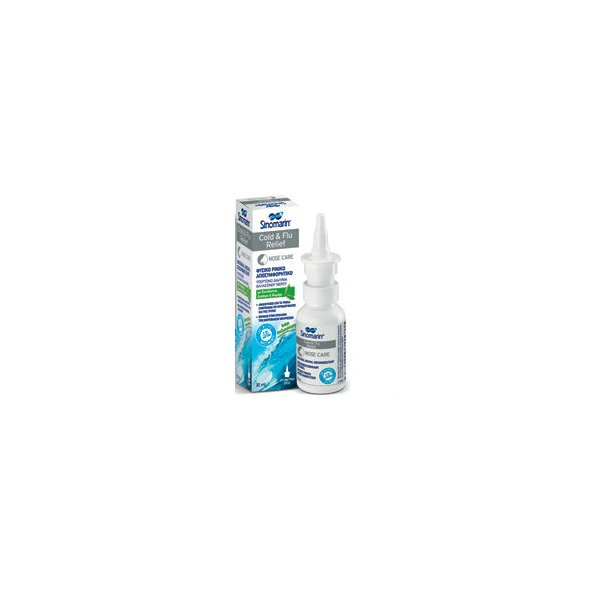 Sinomarin Cold & Flue Relief 30ml