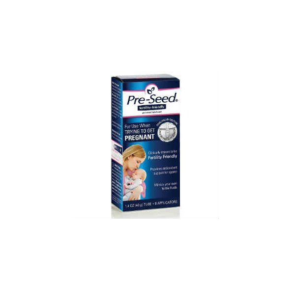 Wellcon Pre Seed Personal Lubricant 40g