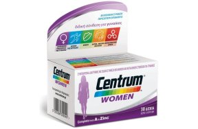 Centrum Women Complete form A to Zinc, 60Tabs