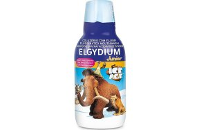 "Elgydium Junior Μouthwash ""Red Berries"" 500ml"