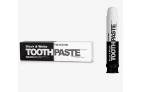 Frezyderm Black & Polish Toothpaste, 75ml
