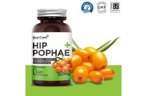 Evercare Hippophae 300mg, 60Caps
