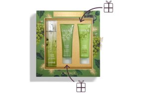 Caudalie Promo: Fleur de Vigne Fragrance & Body Set - Scented Trio