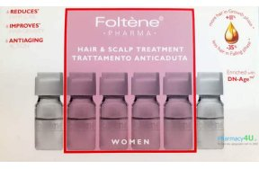 Foltene Hair & Scalp Treatment Women 12x72ml