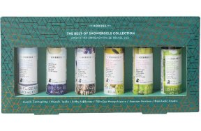Korres Promo The Best-Of Showergels Collection, 6x40ml