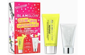 Glamglow Clear Skin Quickies Pore-Clarifying Set