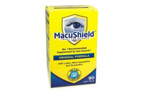 Macushield One A Day Eye Care, 30 Caps