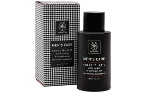 Apivita Men's Care Eau De Toilette με Κέδρο & Κάρδαμο, 100ml