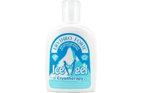 Erythro Forte Ice Gel Cryotherapy, 100ml