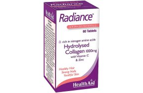 Health aid Radiance Collagen 1000mg 60Tabs