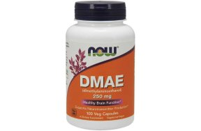 Now Foods DMAE 250mg, 100V.Caps
