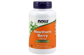 Now Hawthorn Berry 540 mg 100V.Caps
