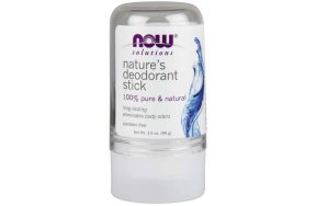 Now Foods Nature''s Deodorant Stick (Stone) 99g