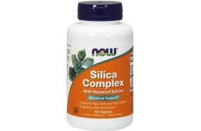 Nowfoods Silica Complex 90tabs