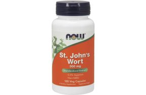Now St. John's Wort, 100Caps