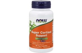 Now Super Cortisol Support with Relora, 90V.Caps
