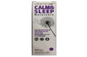Medicair VitaminAir Calm & Sleep Melatonin, 10ml