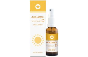 Aquasol Vitamin D Oral Spray, 15ml