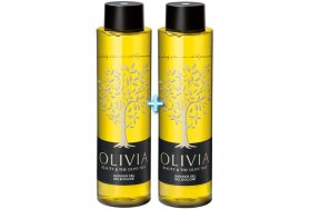 Papoutsanis Olivia Shower Gel - Αφρόουτρο 300ml 1+1Δώρο