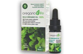 Oregano4life Wild Oregano oil 100%, 10ml