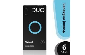 Duo Natural (Κανονικό) 6τμχ