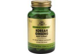 Solgar Korean Ginseng 50v.caps