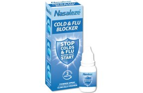NASALEZE cold and flu
