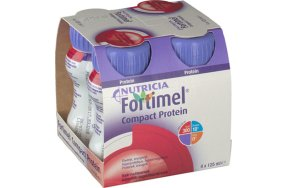 Nutricia Fortimel Compact Κόκκινα Φρούτα