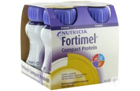 Nutricia Fortimel Compact Μπανάνα