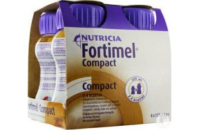 Nutricia Fortimel Compact Μόκα