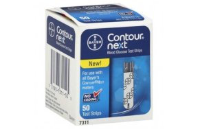 Bayer Contour Next 50Strips