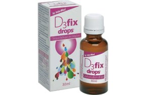 INTERMED D3 Fix Drops 30ml