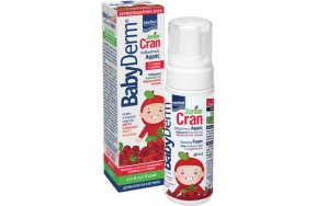 Intermed Babyderm Junior Cran 150ml