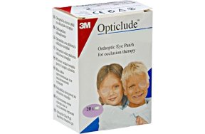 3M Opticlude Maxi 5,7x8,2cm 20Τμχ