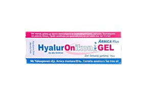 Abc Kinitron, Hyaluronikon Arnica Plus Gel 75ml