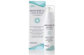 Synchroline Aknicare Cb Chest & Back Spray Emulsion 100ml