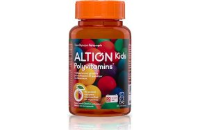 Altion Kids Polyvitamins 60Pcs