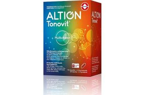 Altion Tonovit Multivitamin, 40caps