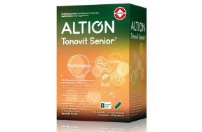 Altion Tonovit Senior Multivitamin 40Caps