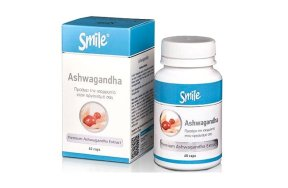 Am Health Smile Ashwagandha 60caps