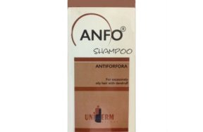 Uniderm Anfo Shampoo Antiforfora 150ml