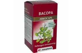 ARKOCAPS Bacopa 45caps Βελτίωση Της Μνήμης