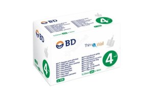 BD Microfine  32G 4mm 100 Βελόνες