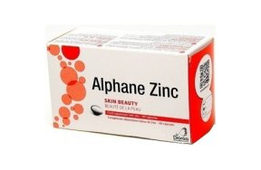 Biorga Alphane Zinc 15mg, 60Caps