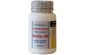 "Bios Line ""BioZinc 100"", 10mg 60Caps"