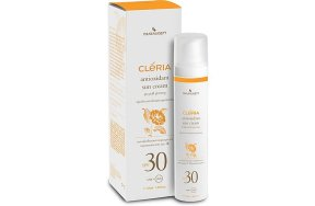 Cleria Antioxidant Sun Cream SPF30 50ml