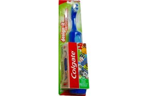 Colgate Design-it Kids Toothbrush Extra Soft