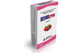 Demo Democran Cranberry 28Caps