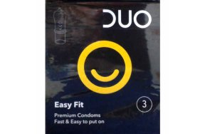Duo Easy Fit 3τμχ